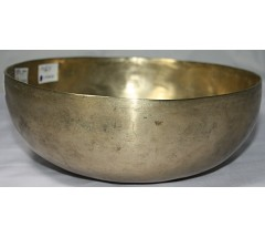 SATURN - Planetary, Therapeutic, Chickenbati, Normal Real Antique Singing Bowl - Medium Size