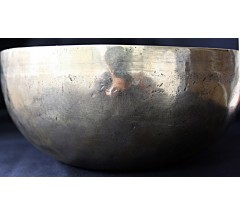 SUN - Healing, Planetary, Therapeutic Singing Bowl - Extra Small Size