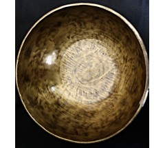 THETA - Healing, Planetary, Therapeutic Singing Bowl - Small Size