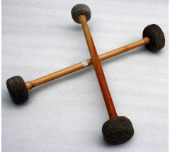 DOUBLE HEADED MALLET- Large Size