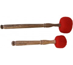 SOFT FELT MALLET for Singing bowl - Medium Size