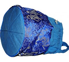 Solid Carry Bag  for Singing Bowls - Small Size