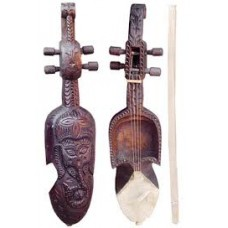 SARANGI - High quality - Fine Carved - Large Size