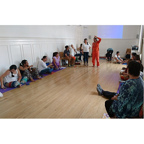 Fundamental Discovery seminar On TUNED PLANETARY  SINGING BOWLS in Nepal - Basic Level